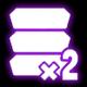 能量增益icon