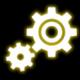 消除輔助icon