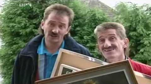 ChuckleVision 5x13 The Art Dealers (Higher Quality)