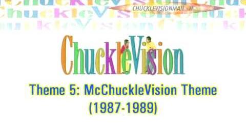 ChuckleVision30 - ChuckleVision - The Ultimate Theme Tune Compilation