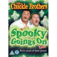 Spooky goings on dvd