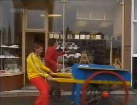 Chuckle Cart