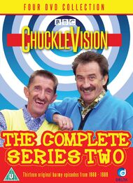 ChuckleVision The Complete Series Two DVD Boxset