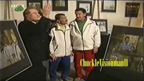 ChuckleVision 25 Years No Slacking Jimmy Patton Tribute