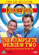 ChuckleVision Series 2 DVD Box Art
