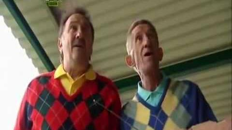 ChuckleVision 19x13 Driving Ambition