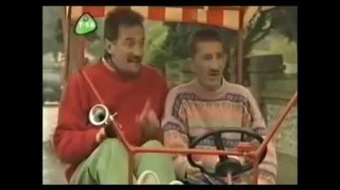 Chucklevision 9x05 Wheels of Misfortune