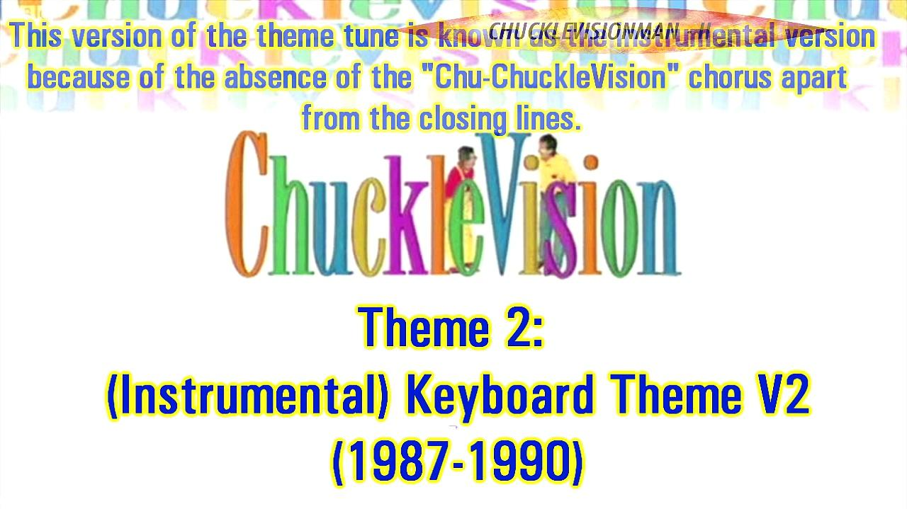 ChuckleVision30 - ChuckleVision - The Ultimate Theme Tune Compilation-0