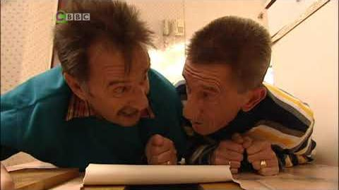 ChuckleVision 17x05 The Chuckle and the Pea