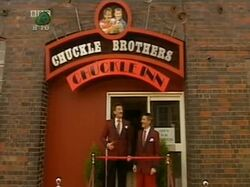 Chuckle Hotel