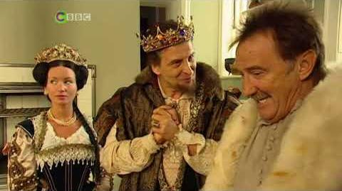 ChuckleVision 19x04 Henry VIII and his 7th Chuckle