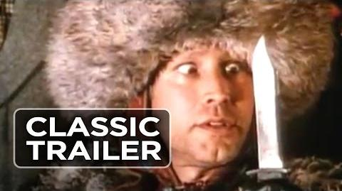 Spies Like Us (1985) Official Trailer - Chevy Chase, Dan Aykroyd Movie HD