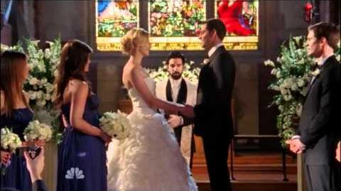 Chuck - Chuck and Sarah Wedding (HD)
