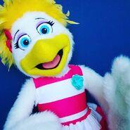 New Helen Puppet