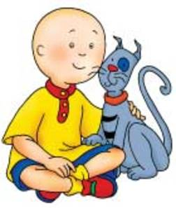 Caillou cat