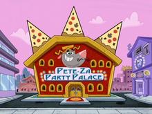 Pete-Za Possum