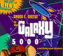 Chuck E. Cheese in the Galaxy 5000
