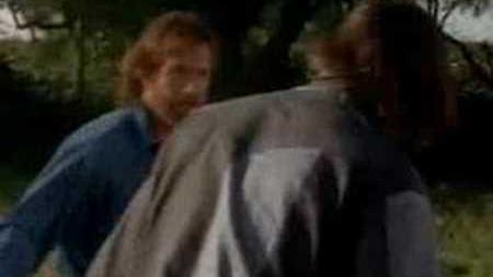 Chuck Norris vs Eye of the tiger