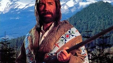 Superb Action Comedy Movies - FOREST WARRIOR - Chuck Norris