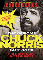 The Official Chuck Norris Fact Book Paperback F-MasterNorris com