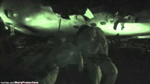 Terror Tram Chucky's Revenge Halloween Horror Nights 2010 Universal Studios Hollywood