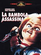 Child's Play (1988) Italian poster