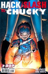HackSlash vs Chucky