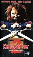 Child's Play 2 Finnish VHS