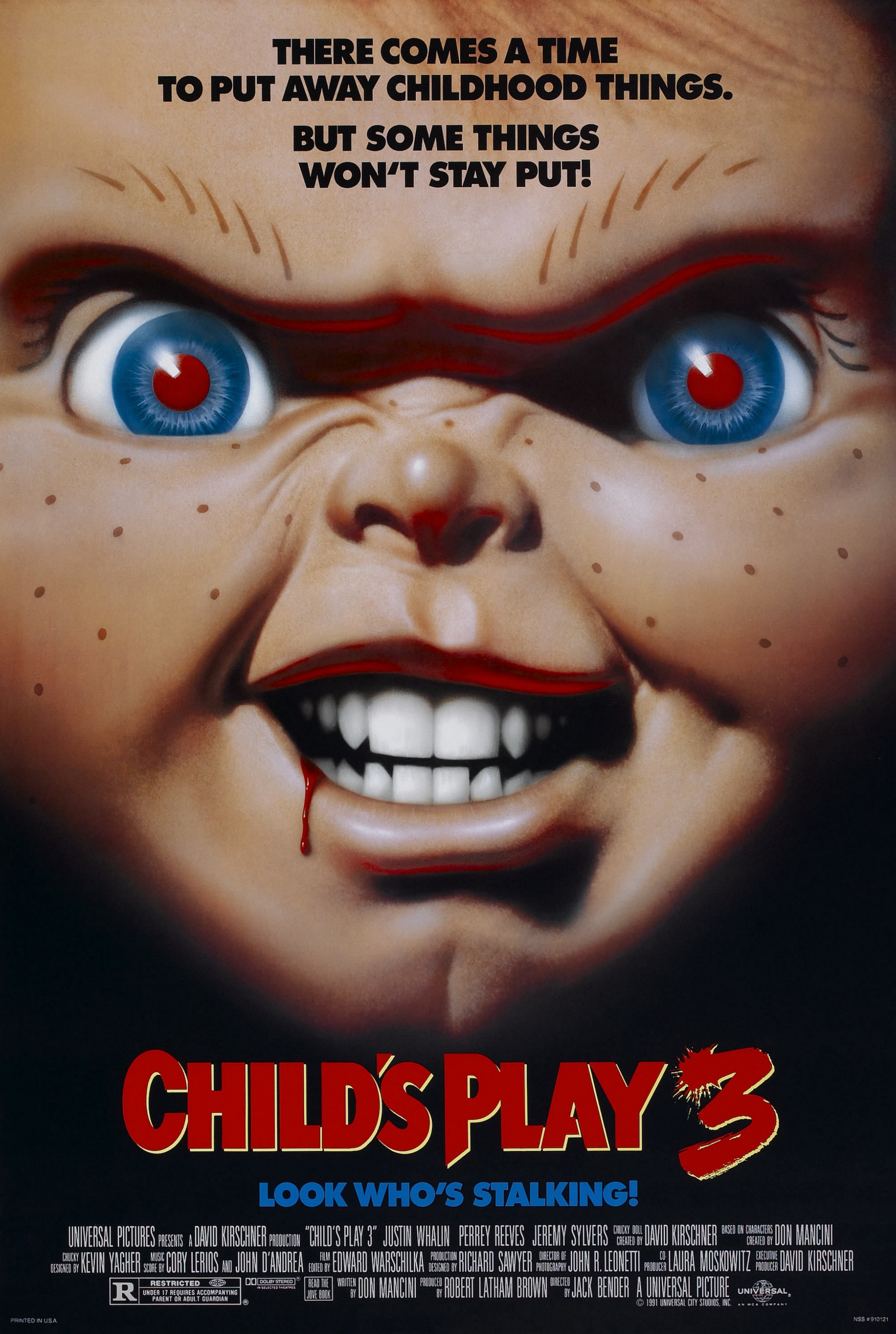 Child's Play 3 | Child's Play Wiki | FANDOM powered by Wikia