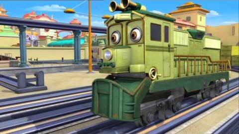 Chuggington - Brewster's Crane Training (UK)