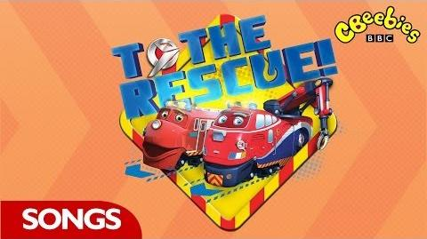 CBeebies Chuggington - The Chug Patrol Song