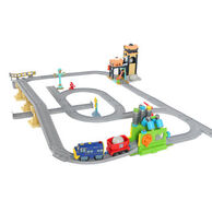 ChuggingtonInteractiveRailwayBrewster'sHardatWorkPlayset