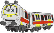 Chuggington emery