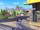 Brewster's Little Helper