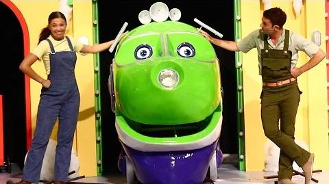 Chuggington All I Rail ly Want for Christmas Live