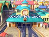 Koko's New Look