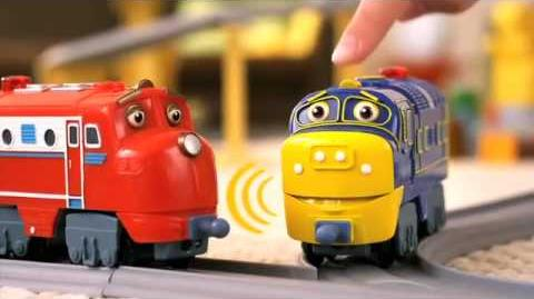 Chuggington Interactive Railway -- All Around Chuggington Set