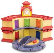 Chuggington-Round-House