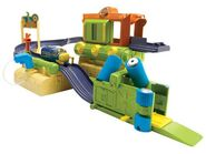 Chuggington fix go repair shed