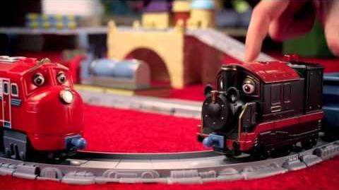 Steam Around Old Town -- Chuggington Interactive