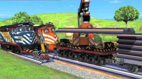 "Chuggington - Chuggingeers ""Who's digging for us today?"" UK"
