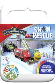 Snow Rescue AUS Cover