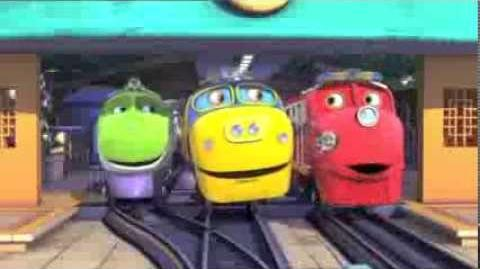 Chuggington Theme Song UK