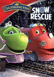 Snow Rescue US Cover
