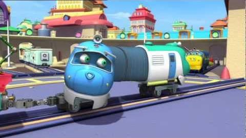 Chuggington - Share the Load Badge Quest (UK)