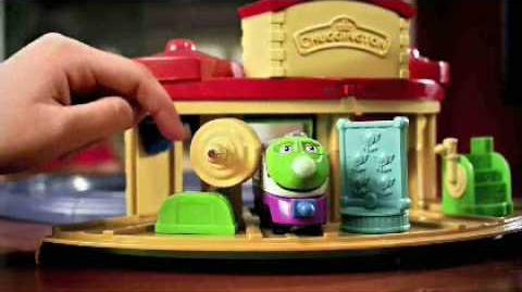 Chuggington Playset - Toys R Us