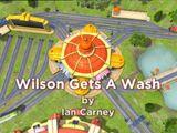 Wilson Gets a Wash