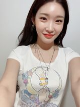 Chungha April 17, 2020 (3)