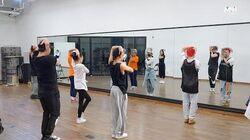 Dance CHUNG HA 청하 'Stay Tonight' Choreography Practice Video Spoiler