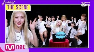 ENG sub BEHIND THE SCENE - CHUNG HA KPOP TV Show M COUNTDOWN 190704 EP.626